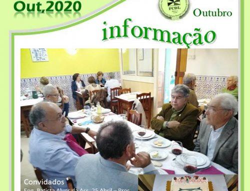 Newsletter Outubro 2020